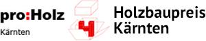 Holzbaupreis Kärnten Logo